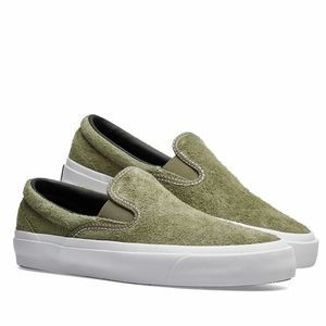 2 FOR 85 Converse Loafers Fax Suede